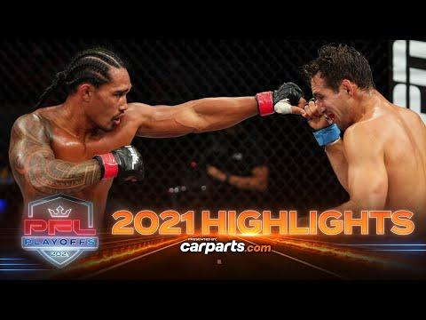 PFL 7 - 2021: Cooper III vs. MacDonald – Highlights