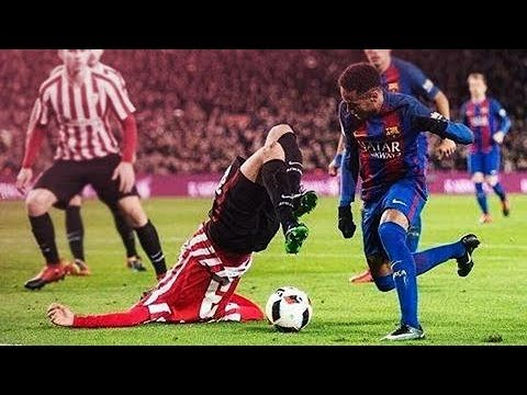 Neymar Jr -King Of Dribbling Skills- 2017 |HD|