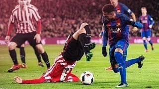Neymar Jr ●King Of Dribbling Skills● 2017 |HD|
