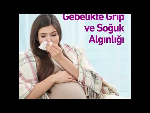 Gebelikte grip ve soğuk algınlığı