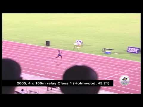 CVM LIVE - Gibson McCook Relays Moment - #2