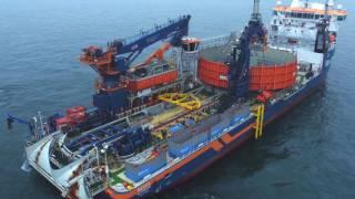 Holanda conecta a la red el segundo mayor parque eólico marino del mundo