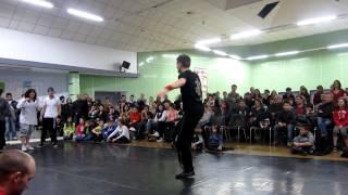 preview picture of video 'Battle danse Hip Hop Loudéac'