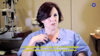 Innova Ocular IOA Madrid - Dra. Concepción Romero - Blefaroplastia. Subtitulado - Innova Ocular Oculsur