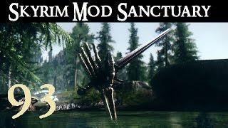 Skyrim Mod Sanctuary 93 : Gates, Laundry and Factions