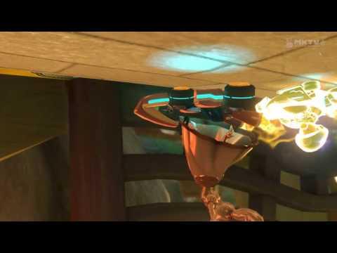 Wii U - Mario Kart 8 - Dragon Driftway