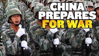 "China ""Prepares for War"" With US thumbnail"
