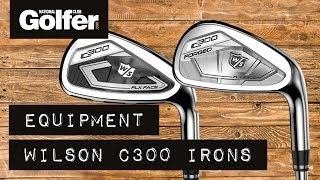 Wilson C300 Irons Review - Mid-handicap testing