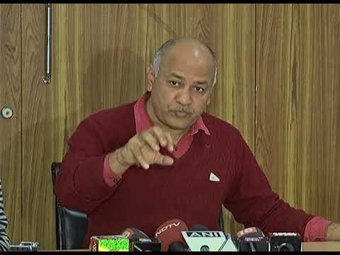 Manish Sisodia on media reports of ECI recommendation on 20 AAP MLAs