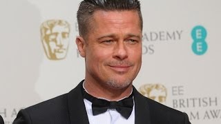 Brad Pitt WINS Best Film at BAFTAs 2014!