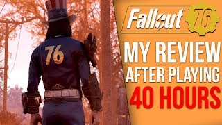 I played 40 hours of Fallout 76 - this is what I thought (Fallout 76 Review)
