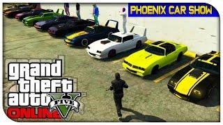 GTA 5 Online - CAR SHOWCASE #13 (Imponte Phoenix) [GTA V]