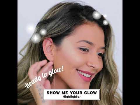 Glowy Highlighter - Show Me Your Glow by Elizabeth Mott