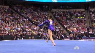 Jordyn Wieber - Floor Exercise - 2011 Visa Championships - Women - Day 2