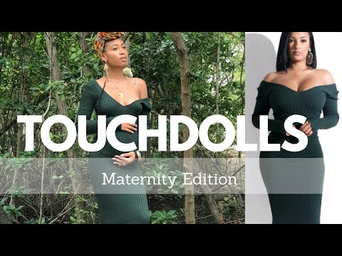 "TOUCHDOLLS Try On Haul | ""Maternity Edition"" …kinda"