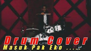 FDJ Emely Young - Masuk Pak Eko (Cover Drum - Syukri Hulalango)