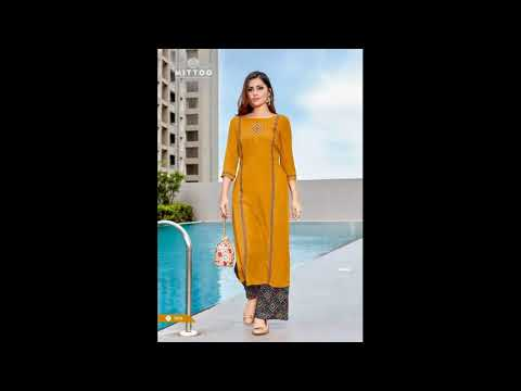 Alpha Queen Vol-11 Weaving Cotton Casual Look Kurti Catalog Collection