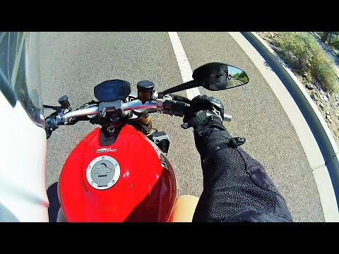 2015 Ducati Monster 1200 S - Test Ride Review