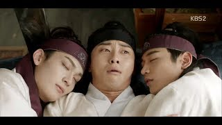 Gambar cover [Bromance] V & Jin (BTS) - Even If I Die It's You || Hwarang OST MV