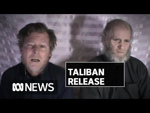 Taliban hostages Timothy Weeks and Kevin King released three years after abduction | ABC News