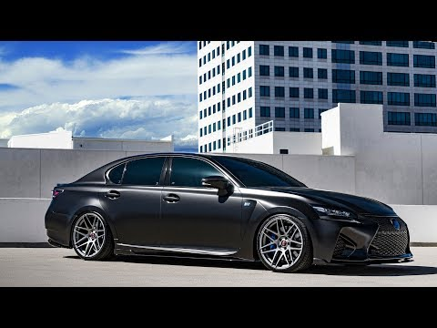 Lexus GS F | C-300 | Curva Wheels