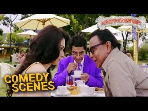 Akshay Kumar, Tamannaah Bhatia Comedy Scenes   Back To Back Comedy   Entertainment   HD (видео)