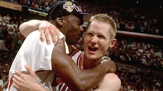 Michael Jordan on the Time He Punched Steve Kerr in the Face - Video Youtube