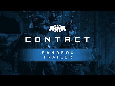 Arma 3 Contact - Sandbox Trailer