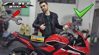 YENİ MOTORUMA BAKIM YAPTIM - MotoVlog#167