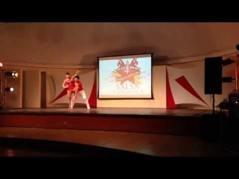 Elisabete Pigola & Tiago Fuente Porto Alegre Salsa Congress