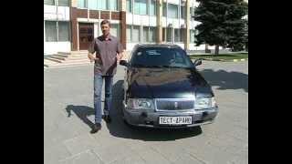Тест-драйв Газ-3105 Волга
