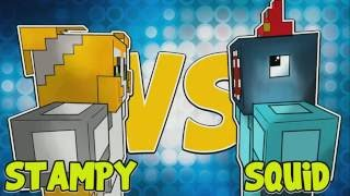 Stampy and Squid play Building Time live at Minecon 2016