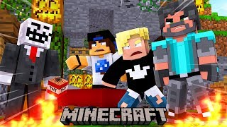 HE'S A TRAITOR! | Minecraft Bed Wars
