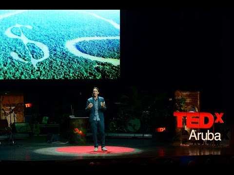 TEDxAruba - Linking Economy and Ecology