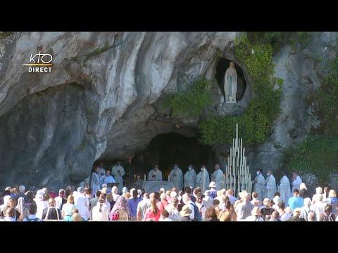 Messe du 6 août 2020 à Lourdes