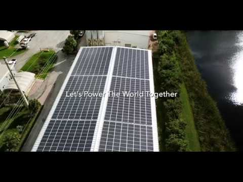 SolarTech Universal - Commercial Install