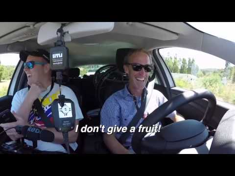 Where's Froomey? ORICA GreenEDGE - Chris Froome Banter Supercut   Vuelta 2015