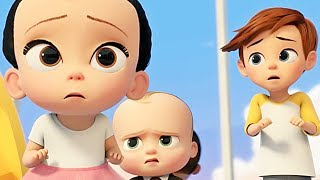 The Boss Baby 2 - Back in Business | official FIRST LOOK & trailer (2018)