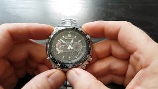 The Perfect Watch? Casio Edifice ECW-M300E Review
