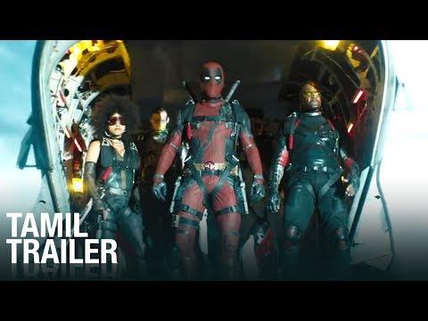 Deadpool 2 The Official Trailer