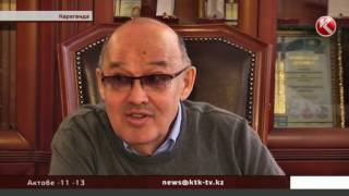 ЭКСКЛЮЗИВ: Ограбленный ректор из Караганды открестился от яйца Фаберже