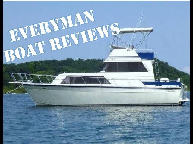 Everyman Boat Reviews - Marinette 32