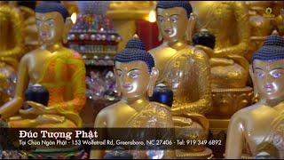 Đúc Tượng Phật