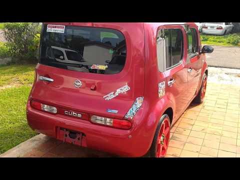 """Nissan cube jdm 18"""" wheels"""