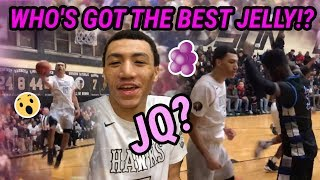 """""""The Whole JELLYFAM Got The Crazy Jelly!"""" JQ Talks Best Jelly & Goes OFF 🍇"""