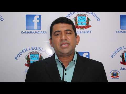 Vereador Tiago Pereira fala das sua indicações e reuniões do partido