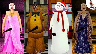 All the Mods of Granny ► Best moments 2018  ► Evolution  by Abegi Jo