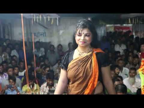 যাত্রা নাটকে প্রেমে পরে নায়িকার রোমান্টিক গান | পালা গান | Jatra Pala Gan | Bangla Jatra | Jatra