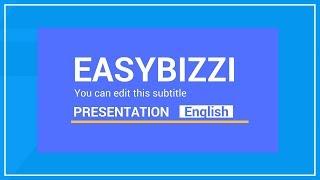 Presentation Easy Bizzi Marketing in English language Презентация Маркетинг Отзывы правда