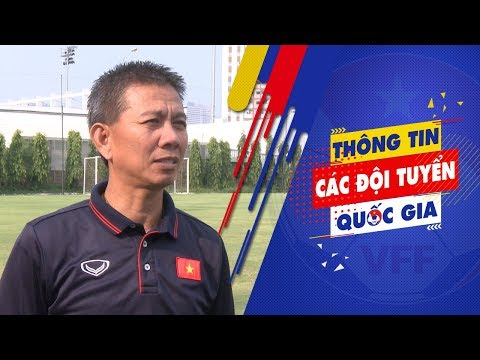 U19 Việt Nam tích cực tập luyện trước thềm Vòng chung kết U19 Châu Á 2018